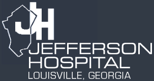 Jefferson Hospital, Louisville, GA Logo