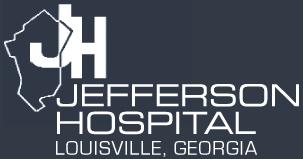 Jefferson Hospital, Louisville, GA Logo